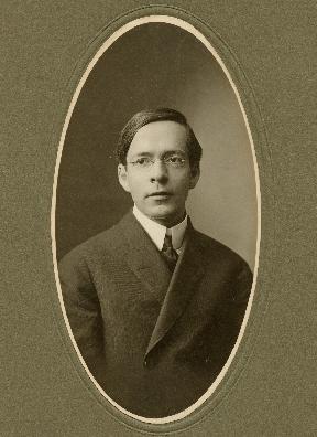 Principal Ernest Roliston Woodbury