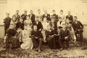 1893 Freshmen