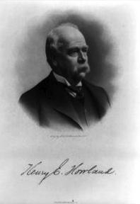 Henry E. Howland