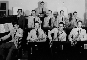 The Jazz Masters was also formed in 1942.