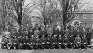 The class of 1964 will be celebrating their 50th reunion in a few weeks. They were students in the days when KUA was an all-boys school and by their appearance, followed the dress code to a T!