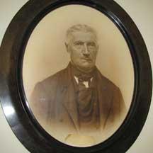 Otis Hutchins, KUA's first principal (1815-1819).