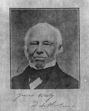 David Sutherland, KUA Trustee 1812-1820.