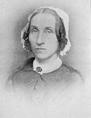 first principal of the Female Department, Miss Martha Green, 1840-1843.