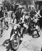 Vn. motor bikes