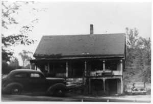1. Jones House (before CP Jones '37 renovations)