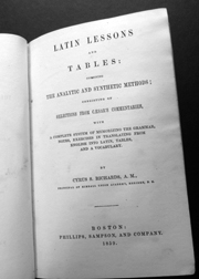 new latin