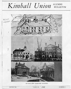 2. Academies - 1948 cover